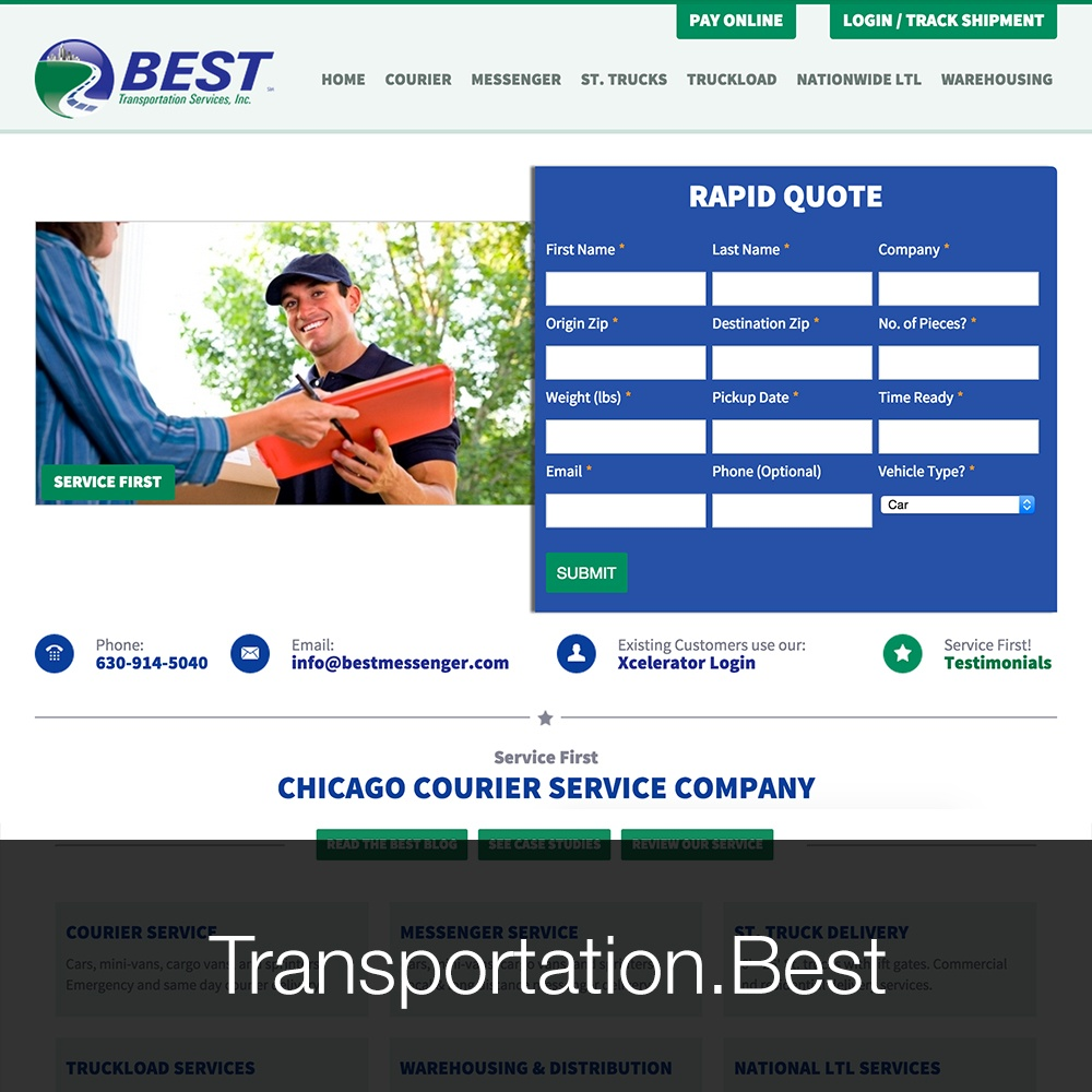 Visit Transportation.Best