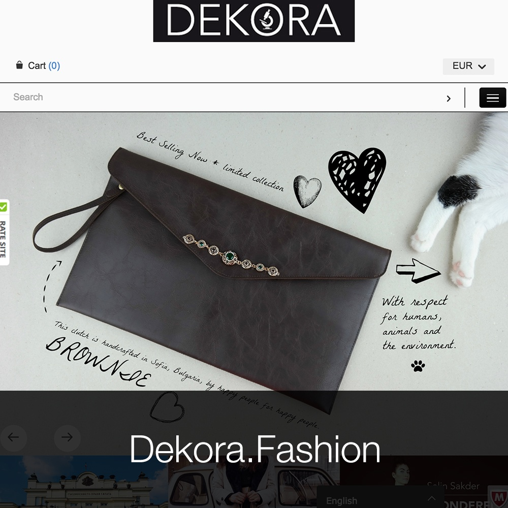 Visit Dekora.Fashion
