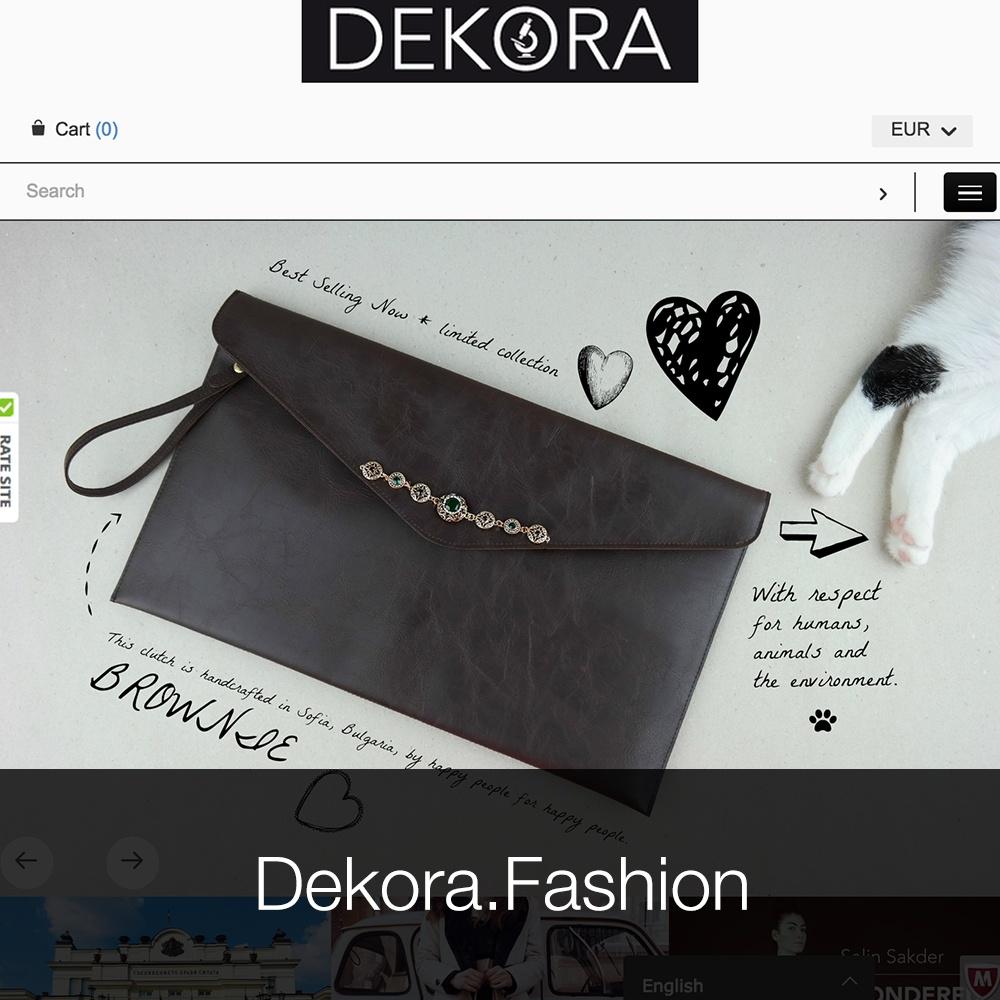 Visit Dekora.Fashion
