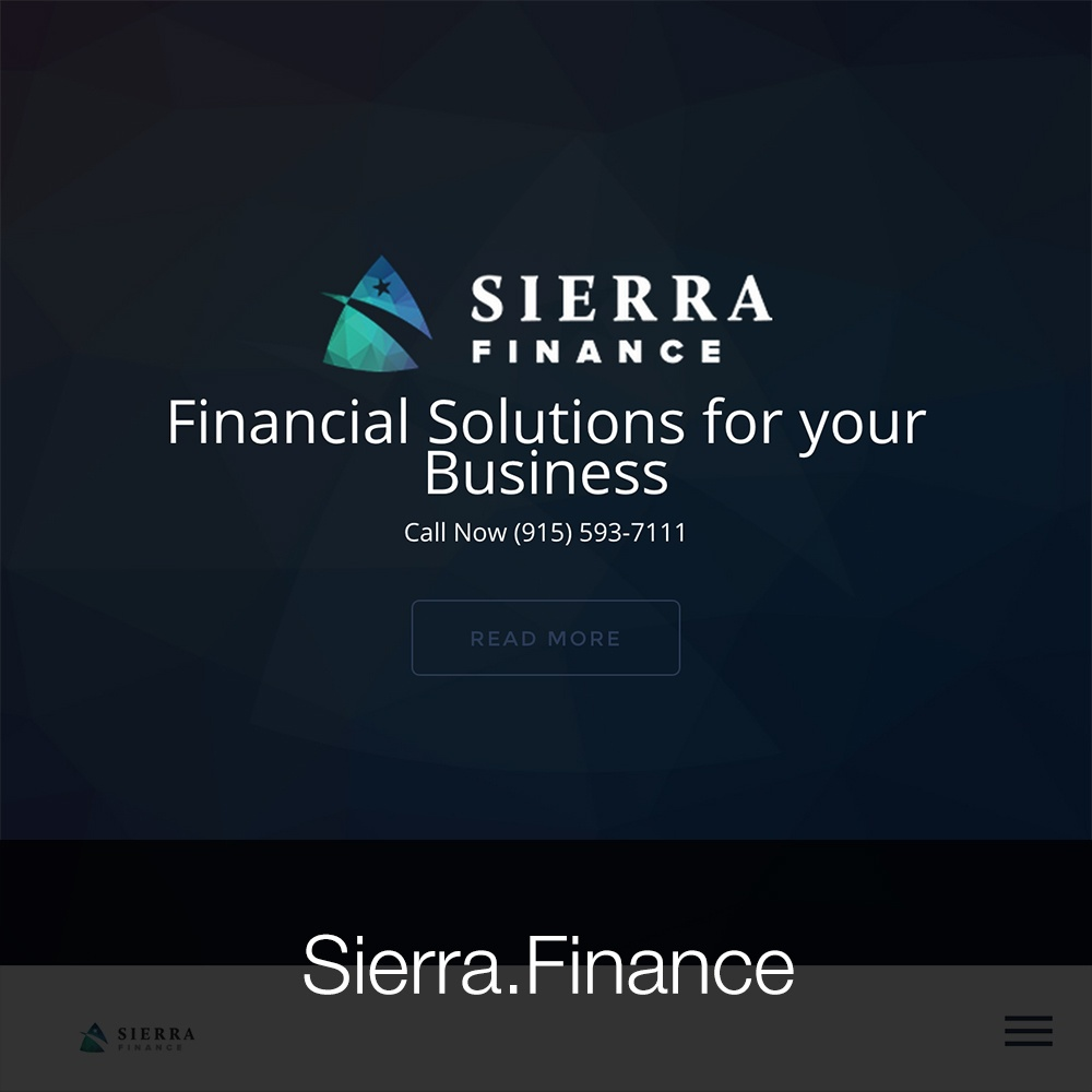 Visit Sierra.Finance
