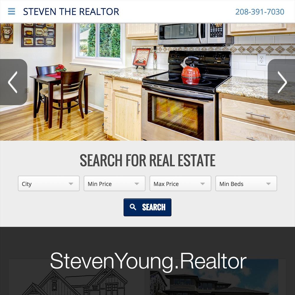 Visit StevenYoung.Realtor