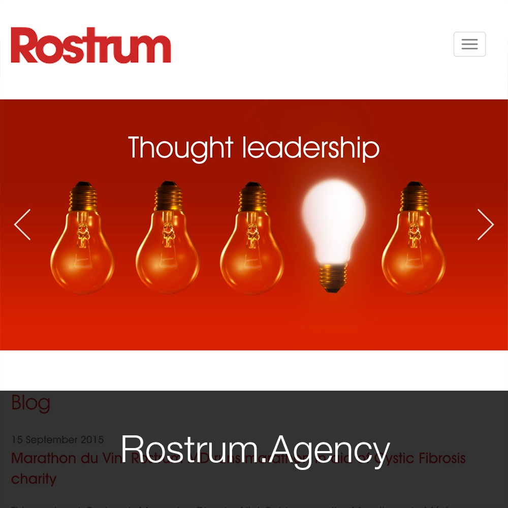 Visit Rostrum.Agency