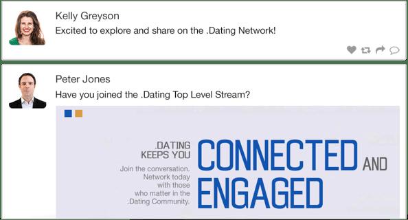 community dating network